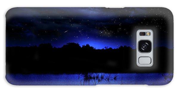 Florida Everglades Lunar Eclipse Galaxy Case