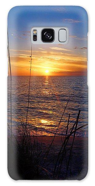 Florida Gulf Coast Sunset Galaxy Case