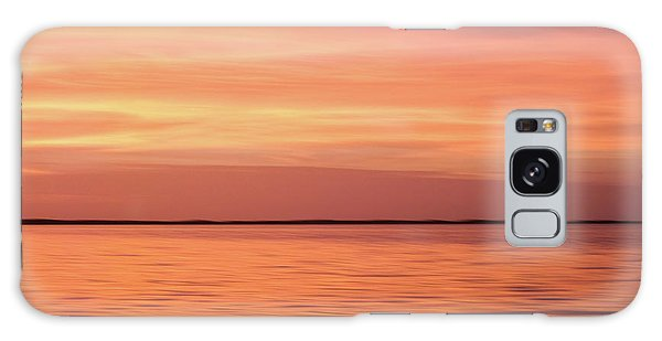 Florida Keys Sunset Impressions Galaxy Case