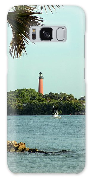 Florida Lighthouse 3 Galaxy Case