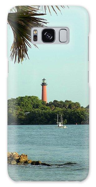 Florida Lighthouse 3 Galaxy Case