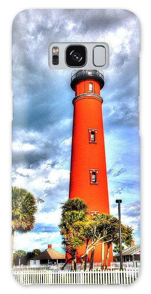 Florida Lighthouse Galaxy Case