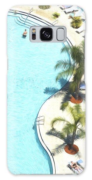 Florida Pool 33 Galaxy Case