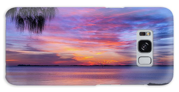 Florida Sunset #2 Galaxy Case
