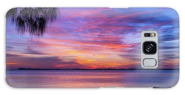Florida Sunset #2 Galaxy Case