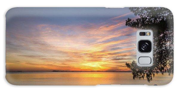 Florida Sunset #3 Galaxy Case