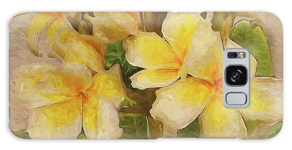 Floridian Bouquet Galaxy Case