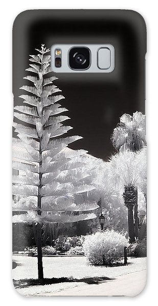 Floridian Flora Galaxy Case