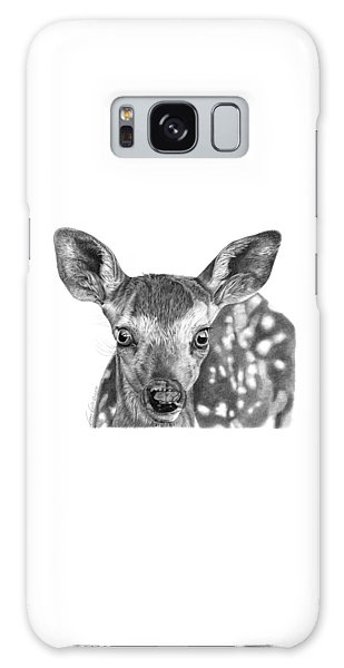 Florry The Fawn Galaxy Case