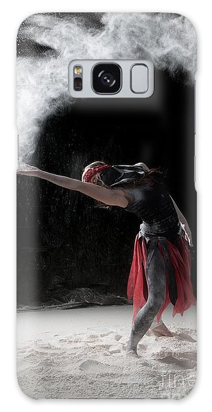 Flour Dancing Series Galaxy Case