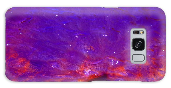 Flourescent Waters Galaxy Case