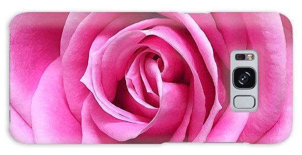 Flourishing Pink Galaxy Case