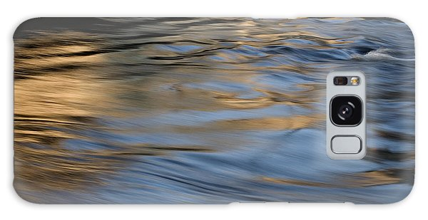 Galaxy Case featuring the photograph Flow by Kenneth Campbell