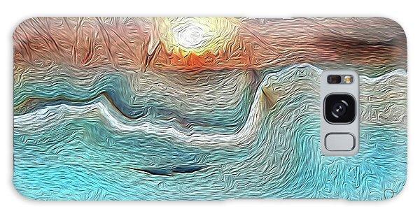 Flow Of Creation Galaxy Case