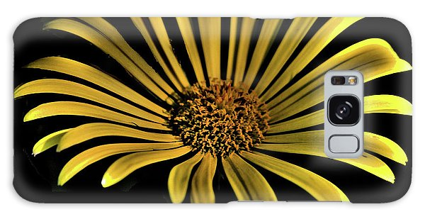 Flower 1 Galaxy Case by Lawrence Christopher