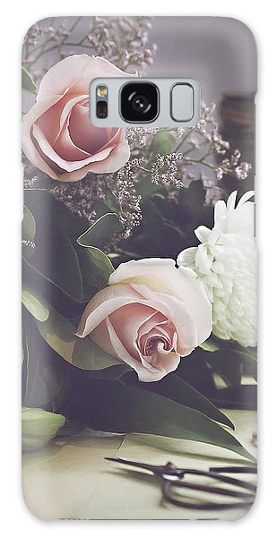 Flower Art Galaxy Case