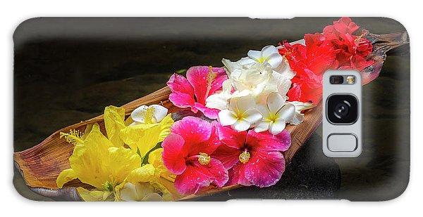Flower Boat Galaxy Case