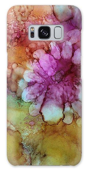 Flower Galaxy Case by Karin Eisermann