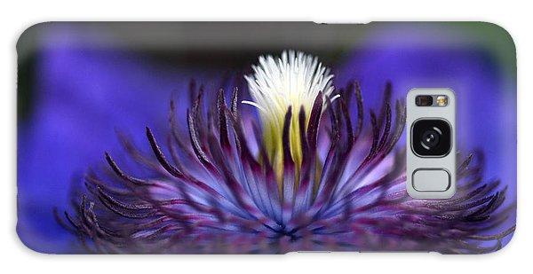 Flower Light Galaxy Case