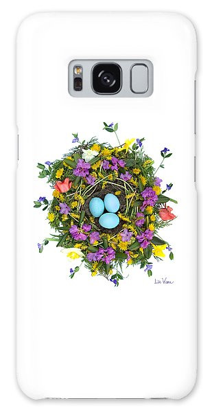Flower Nest Galaxy Case