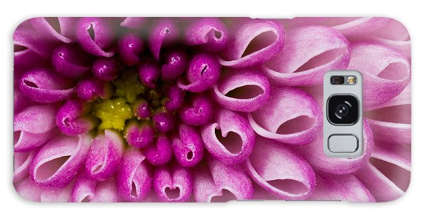 Flower No. 4 Galaxy Case