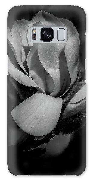 Flower Noir Galaxy Case
