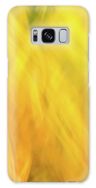 Flower Of Fire 2 Galaxy Case