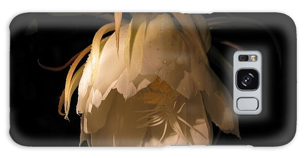 Flower Of The Night 02 Galaxy Case by Andrea Jean