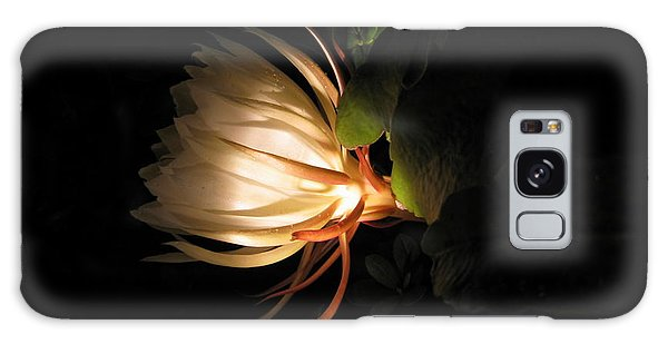 Flower Of The Night 03 Galaxy Case