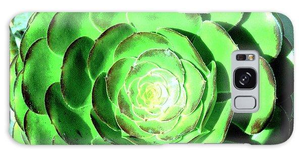 Flower Pattern Of Life Galaxy Case