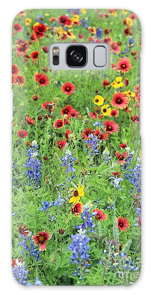 Flower Quilt Galaxy Case