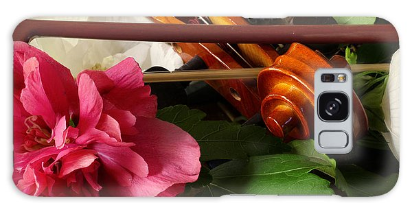 Flower Song Galaxy Case