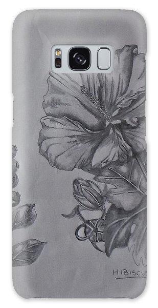 Flower Study 2 Galaxy Case