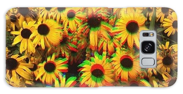 Flower Trip Galaxy Case