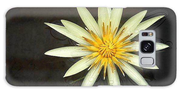 Flowerburst Galaxy Case