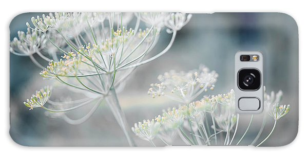 Galaxy Case featuring the photograph Flowering Dill Clusters by Elena Elisseeva