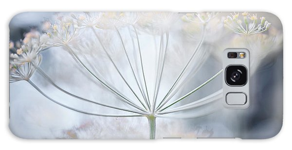 Galaxy Case featuring the photograph Flowering Dill Details by Elena Elisseeva