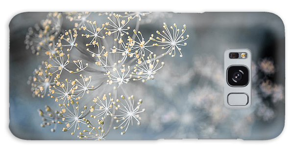 Galaxy Case featuring the photograph Flowering Dill Macro by Elena Elisseeva