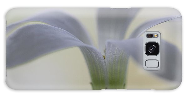 Galaxy Case featuring the photograph Flowering Shamrock by David Barker