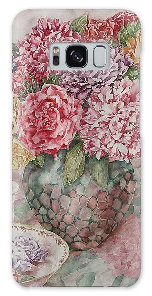Flowers Arrangement  Galaxy Case