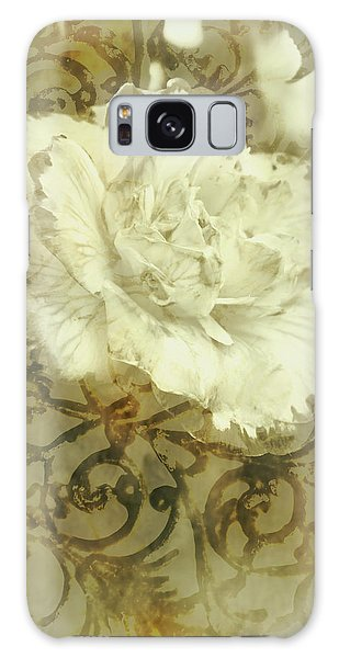 Flowers By The Window Galaxy Case by Jorgo Photography - Wall Art Gallery