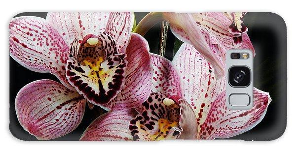 Flowers Of Love Galaxy Case by Scott Cameron