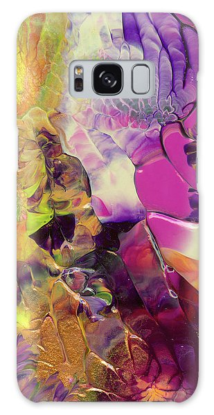 Flowers Of The Cosmic Sea Galaxy Case