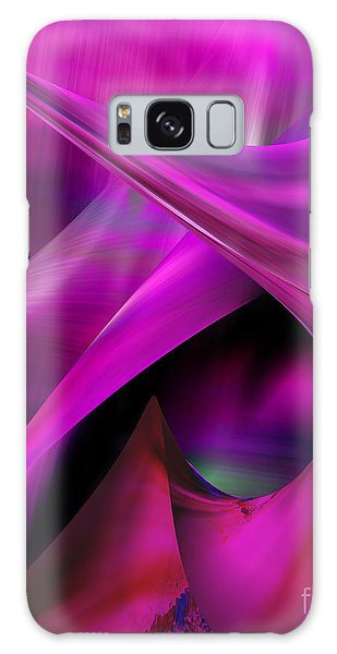 Flowing Energy Galaxy Case