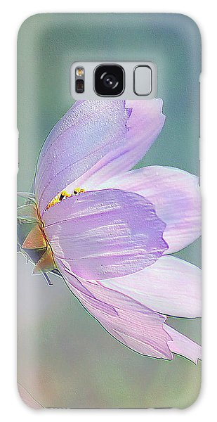 Flowing In The Wind Galaxy Case by Elaine Manley