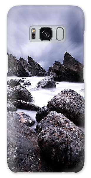 Flowing Galaxy Case by Jorge Maia