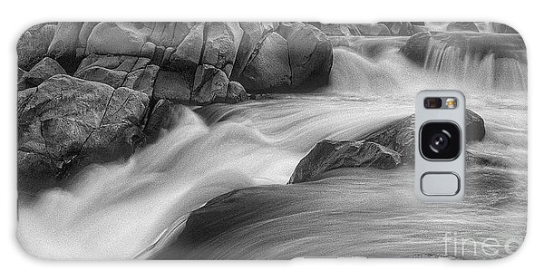 Flowing Waters At Kern River, California Galaxy Case by John A Rodriguez