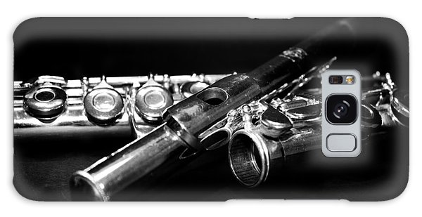 Flute Series I Galaxy Case by Lauren Radke