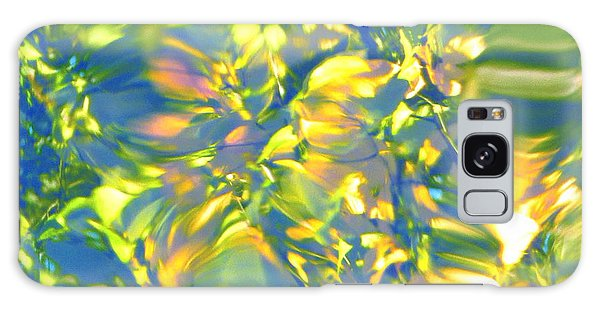 Fluttering Of Color Galaxy Case
