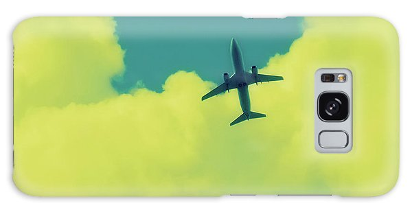 Fly Away  Without Snapshot Border Galaxy Case